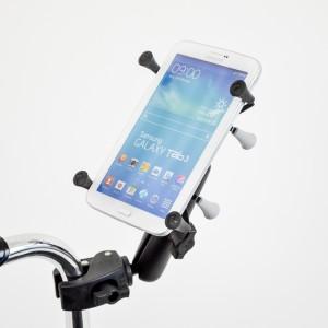 RAM-phone mounted